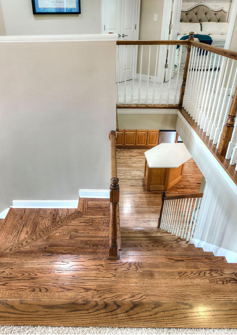 wood floor refinishing Cobb County